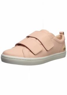 Lacoste Women's Straightset Sneaker   Medium US