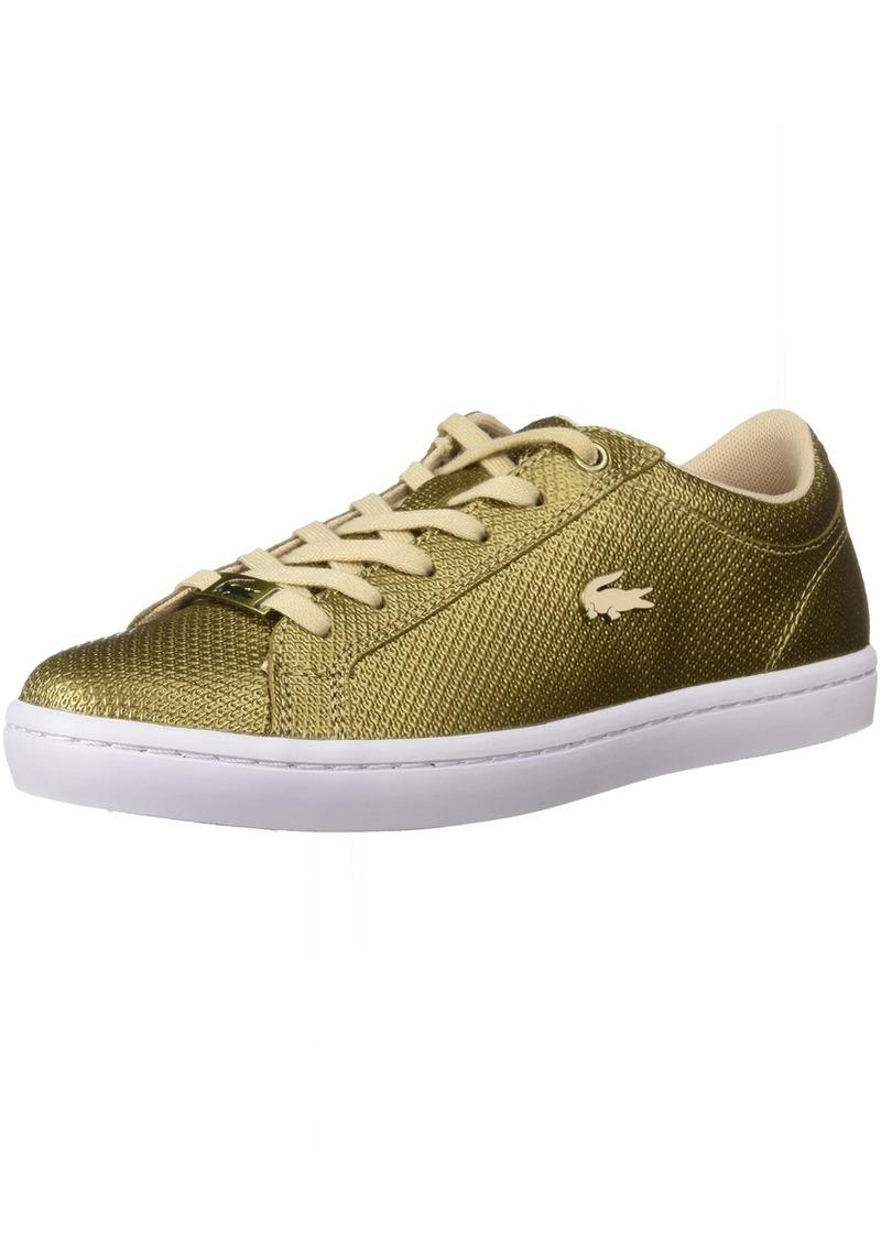 59d5c177d70e Lacoste Lacoste Women s Straightset Sneakers