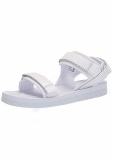 Lacoste Women's Suruga Sandals Slide WHT/WHT