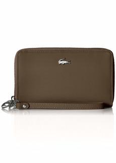 Lacoste Women's XL Wristlet Zip Wallet NF2597DCOTTER