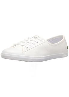 Lacoste Women's Ziane Bl 1 Shoe White  M US