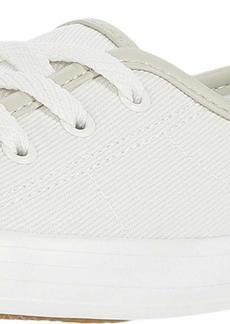 Lacoste Women's Ziane Chunky Sneaker White/Off White  Medium US