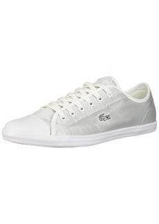 Lacoste Women's Ziane Sneaker  9.5 Medium US