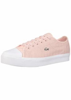 Lacoste Women's Ziane Sneaker   Medium US