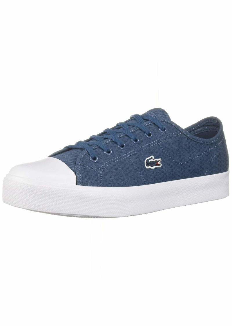 Lacoste Women's Ziane Sneaker   Medium US