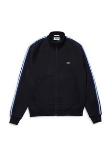 Lacoste Zip Track Sweatshirt