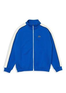 Lacoste Little Boy's & Boy's Bicolor Fleece Zip Sweatshirt