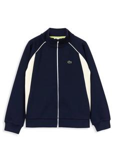 Lacoste Little Boy's & Boy's Fleece Athleisure Sweatshirt