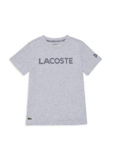 Lacoste Little Boy's & Boy's Logo Printed T-Shirt