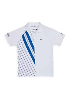 Lacoste Little Boy's & Boy's Novak On Court Polo