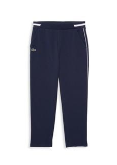 Lacoste Little Boy's & Boy's Striped Jogging Pants