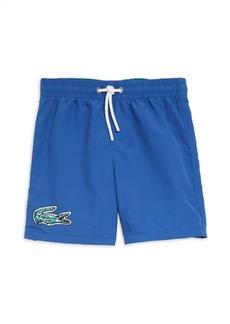 Lacoste Little Boy's & Boy's Swim Trunks