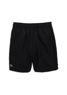 Lacoste Little Boy's & Boy's Taffeta Tennis Shorts