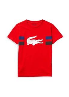 Lacoste Little Boy's & Boy's Training Croc T-Shirt