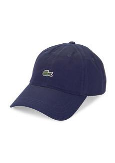 Lacoste Little Croc Logo Baseball Cap