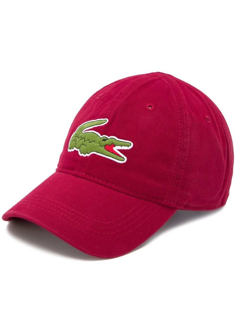 Lacoste logo embroidered cap