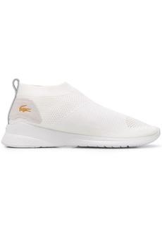 Lacoste logo sock sneakers