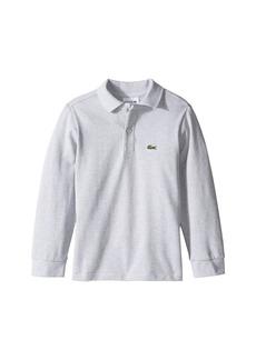 Lacoste Long Sleeve Classic Pique Polo (Infant/Toddler/Little Kids/Big Kids)