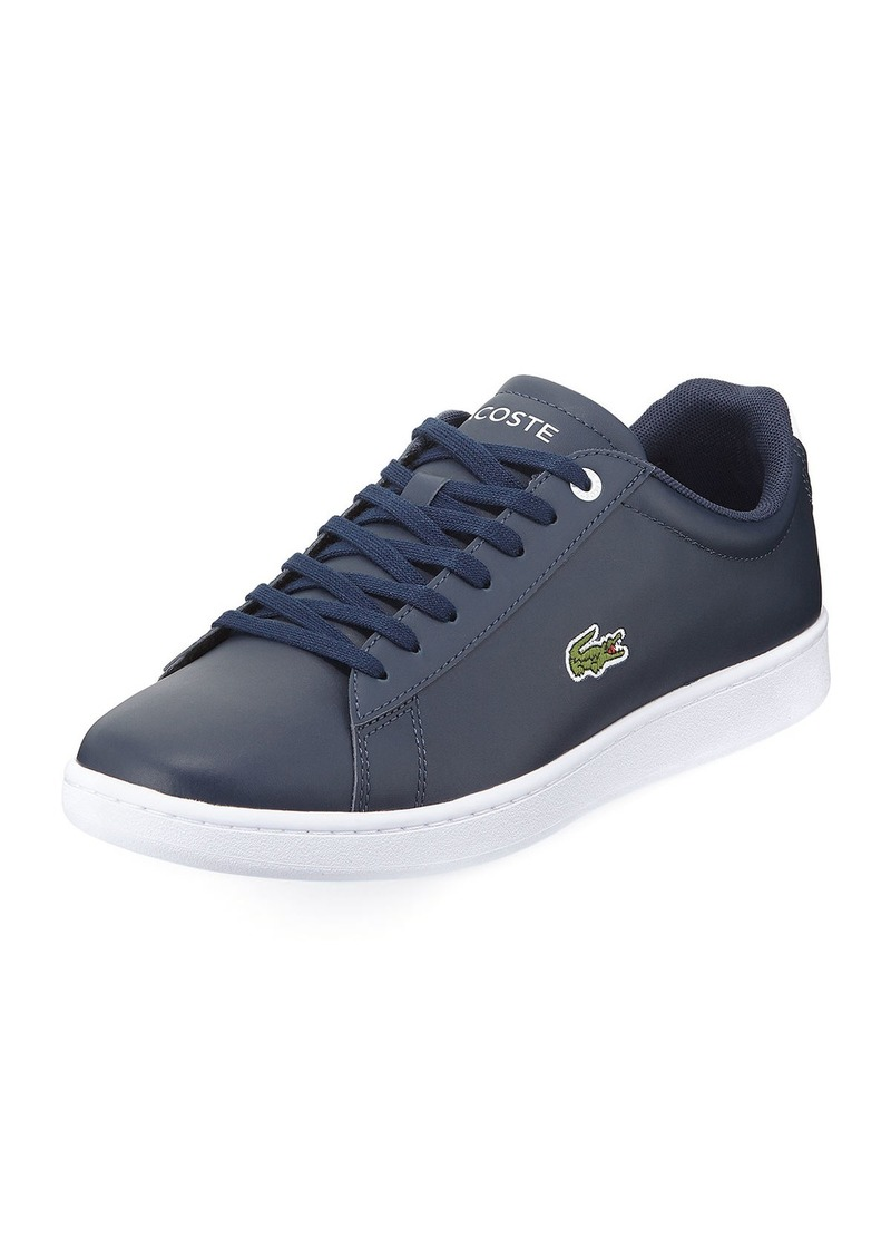 8d9257e61d5e Lacoste Men s Hydez Leather Low-Top Sneakers