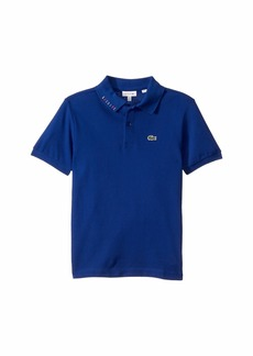 Multicolor Lacoste Wording Animation Polo (Infant/Toddler/Little Kids/Big Kids)