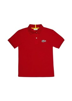 Lacoste National Geographic® Polo (Toddler/Little Kids/Big Kids)