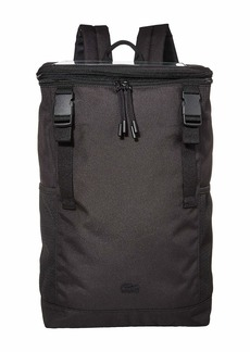 Lacoste Neocroc Timeless Backpack with Flap