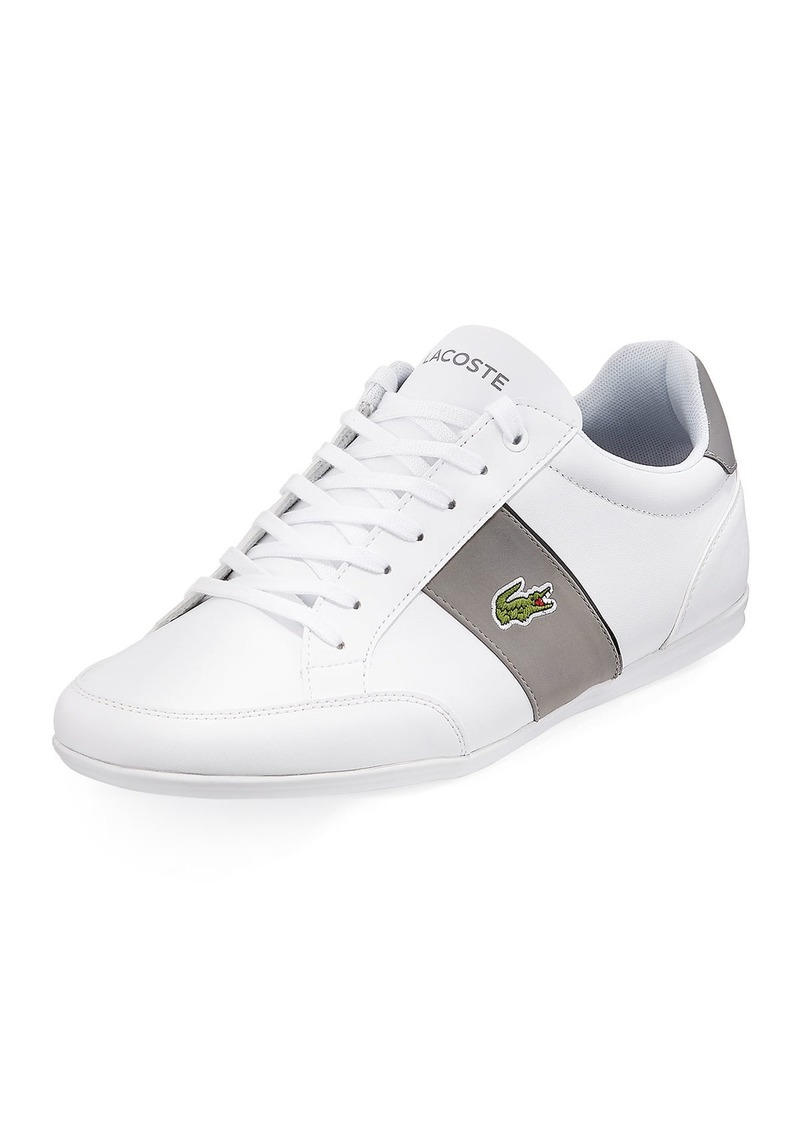e1943ebd6bed1 SALE! Lacoste Men s Nivolor Leather Sneakers