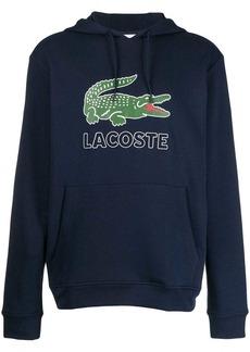 Lacoste printed logo sweatshirt