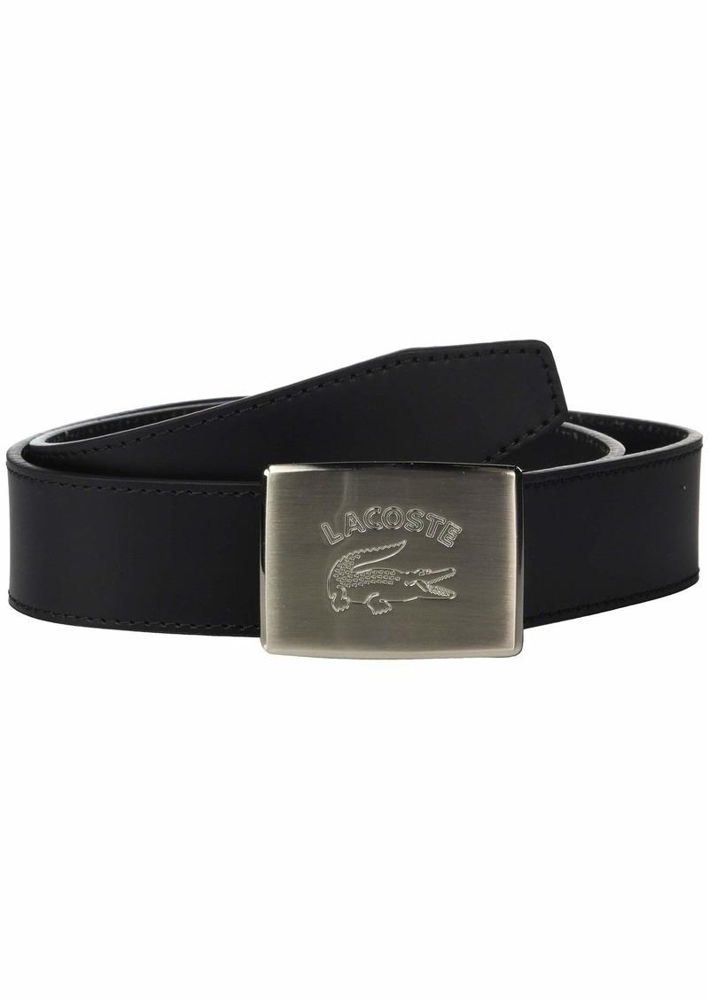 Lacoste Retro Big Croc Buckle Belt
