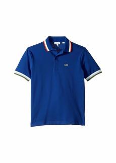 Lacoste Semi Fancy Pique Polo (Infant/Toddler/Little Kids/Big Kids)