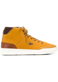 Lacoste shearling boots