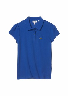 Lacoste Short Sleeve Mini Pique New Iconic Polo (Infant/Toddler/Little Kids/Big Kids)