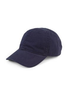 Lacoste Solid Baseball Cap