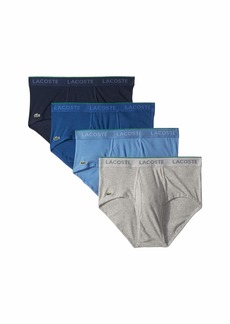Lacoste Solid New Low Rise Brief