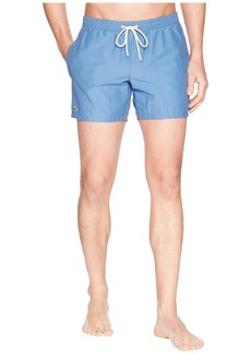 Lacoste Solid Swim Short Length