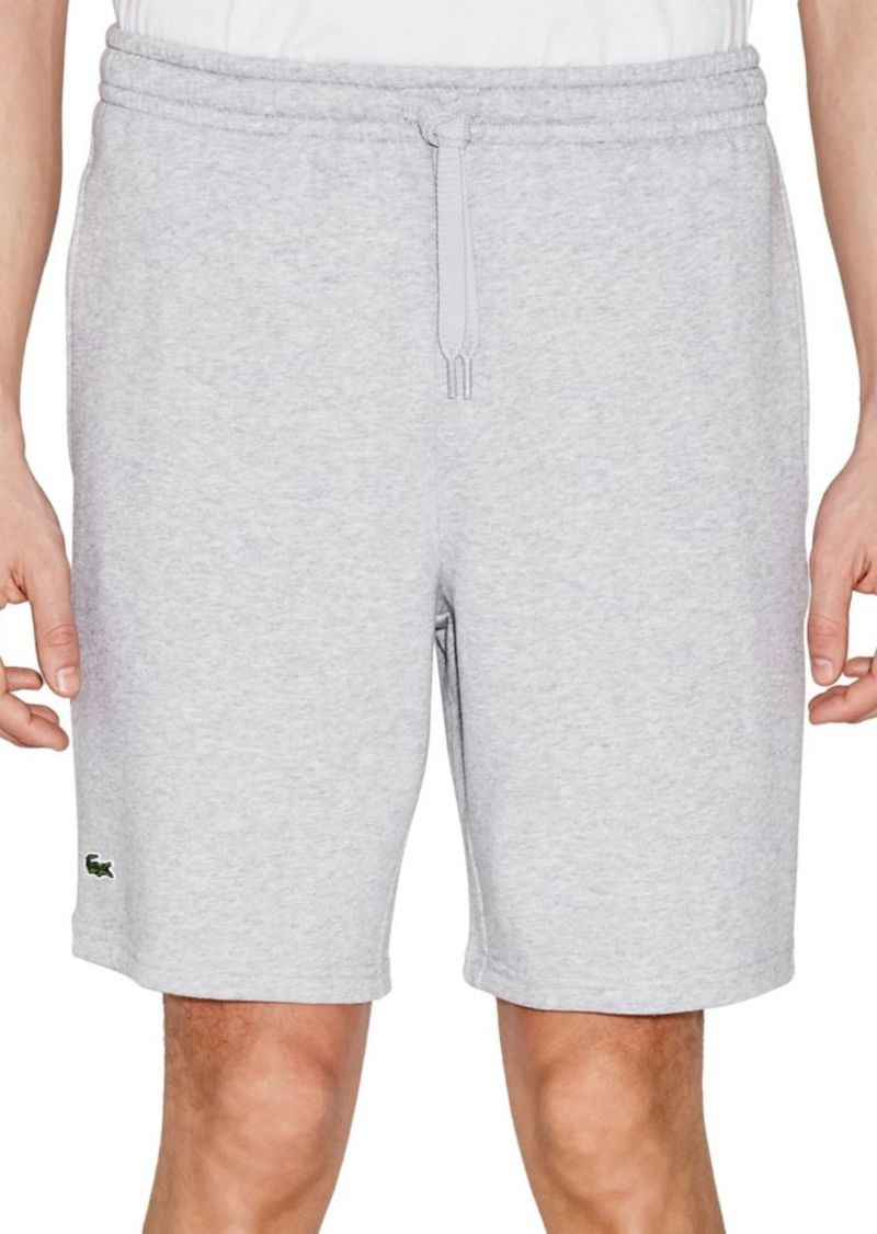 613abe8eb13dd6 Lacoste Sport Fleece Shorts