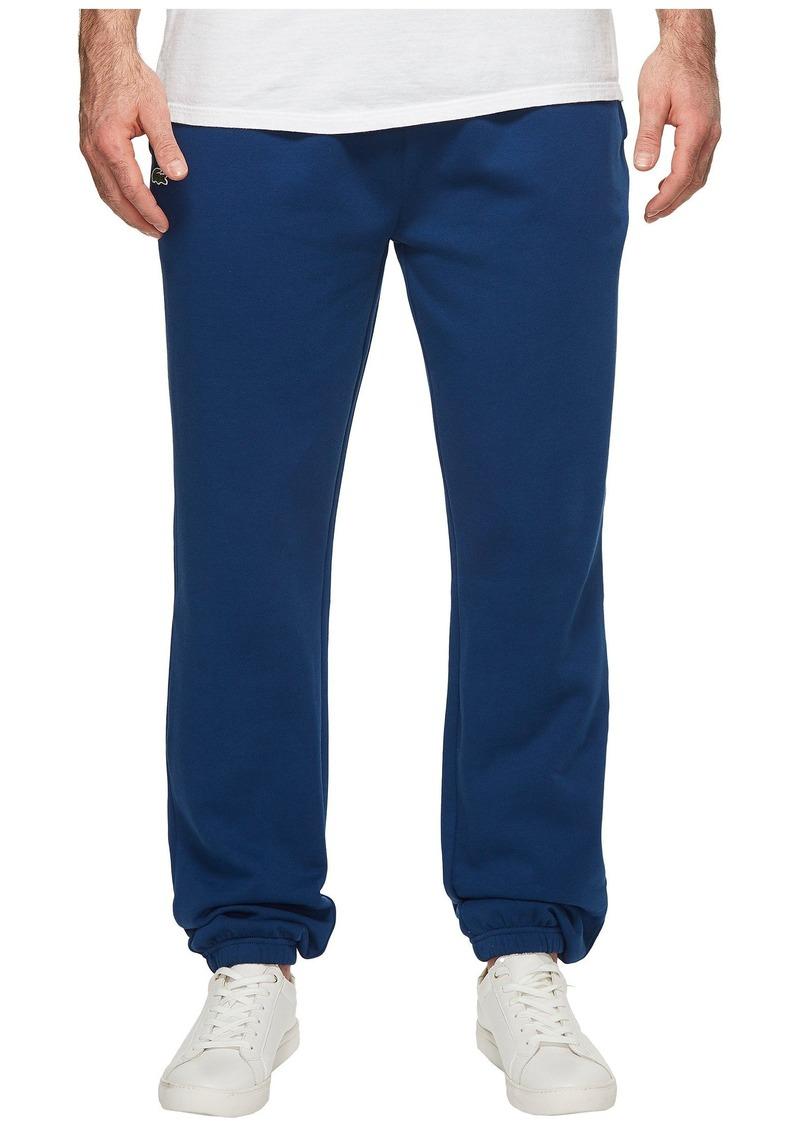 3437c4db5 Lacoste Sport Fleece Tennis Pants