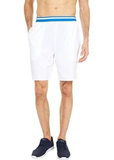 Lacoste Striped Waistband Shorts