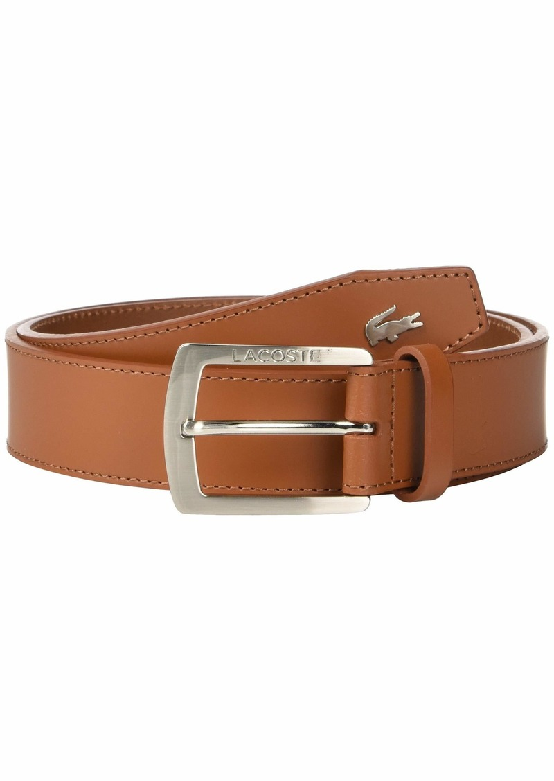 Lacoste Thick Buckle Belt