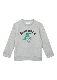 Lacoste Until 8 Sweatshirt (Toddler/Little Kids/Big Kids)