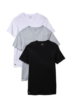 Lacoste V-Neck Tee - Pack of 3