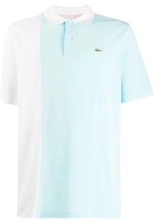 Lacoste x GOLF le FLEUR two-tone polo shirt