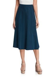 Lafayette 148 Adalia Godet Skirt