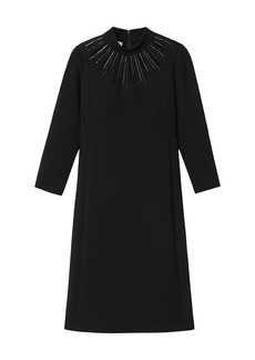 Lafayette 148 Adira Embellished Dress