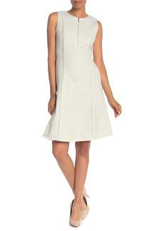 Lafayette 148 Adrienne Tweed Dress