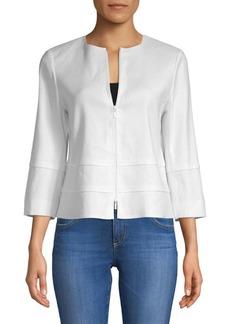 Lafayette 148 Aisha Classic Jacket