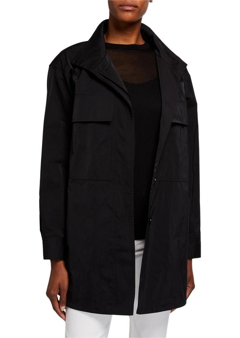 Lafayette 148 Alonda Chic Outerwear Jacket