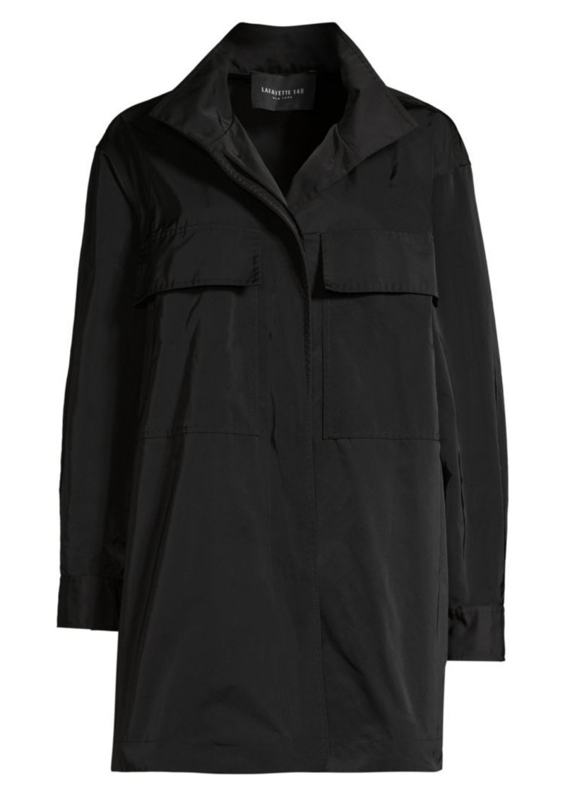 Lafayette 148 Alonda Oversized Jacket