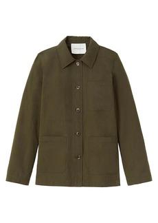Lafayette 148 Amaris Shirt Jacket