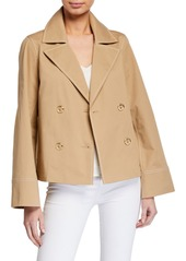 Lafayette 148 Asher Double Breasted Jacket